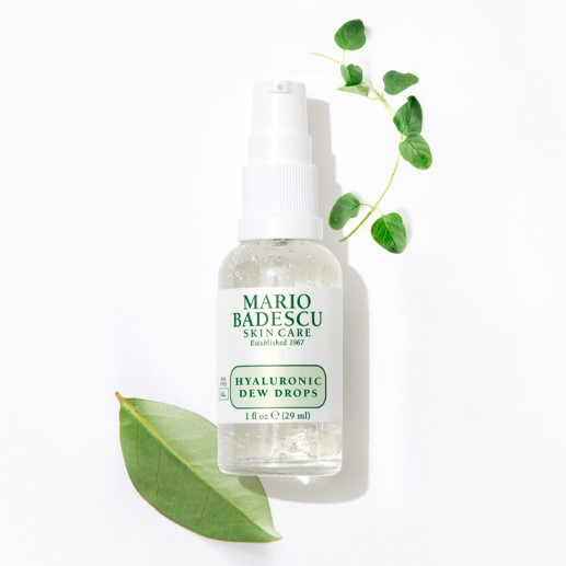 Introducing: Hyaluronic Dew Drops | Mario Badescu Skin Care Blog