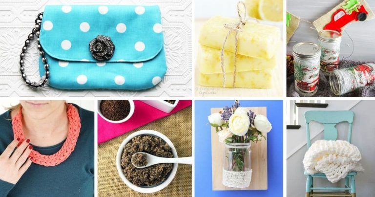 45 DIY Gift Ideas for Women Sure to Please